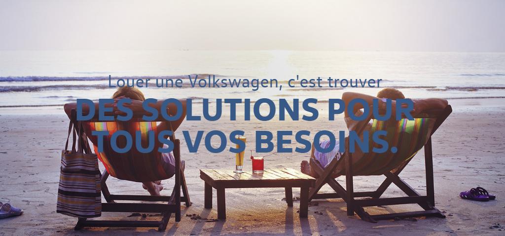 Louer une Volkswagen à Mougins