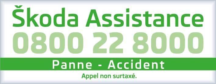 Skoda Assistance