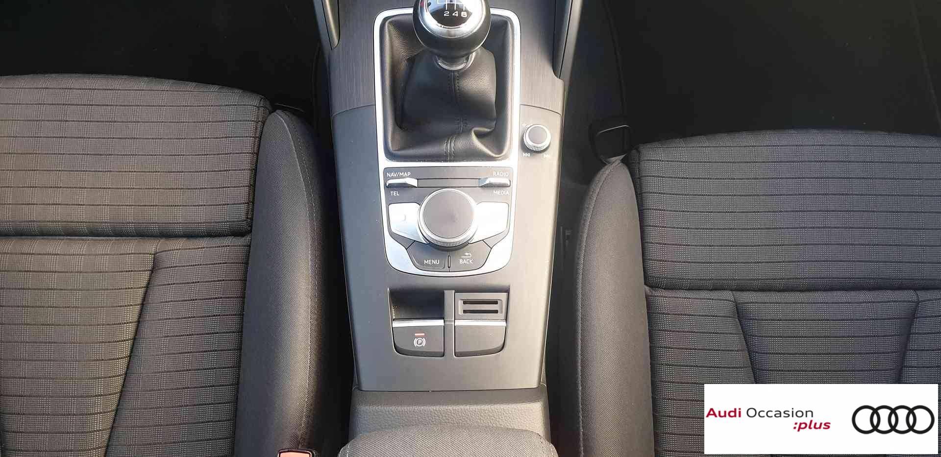 8 - A3 Sportback 1.6 TDI 116