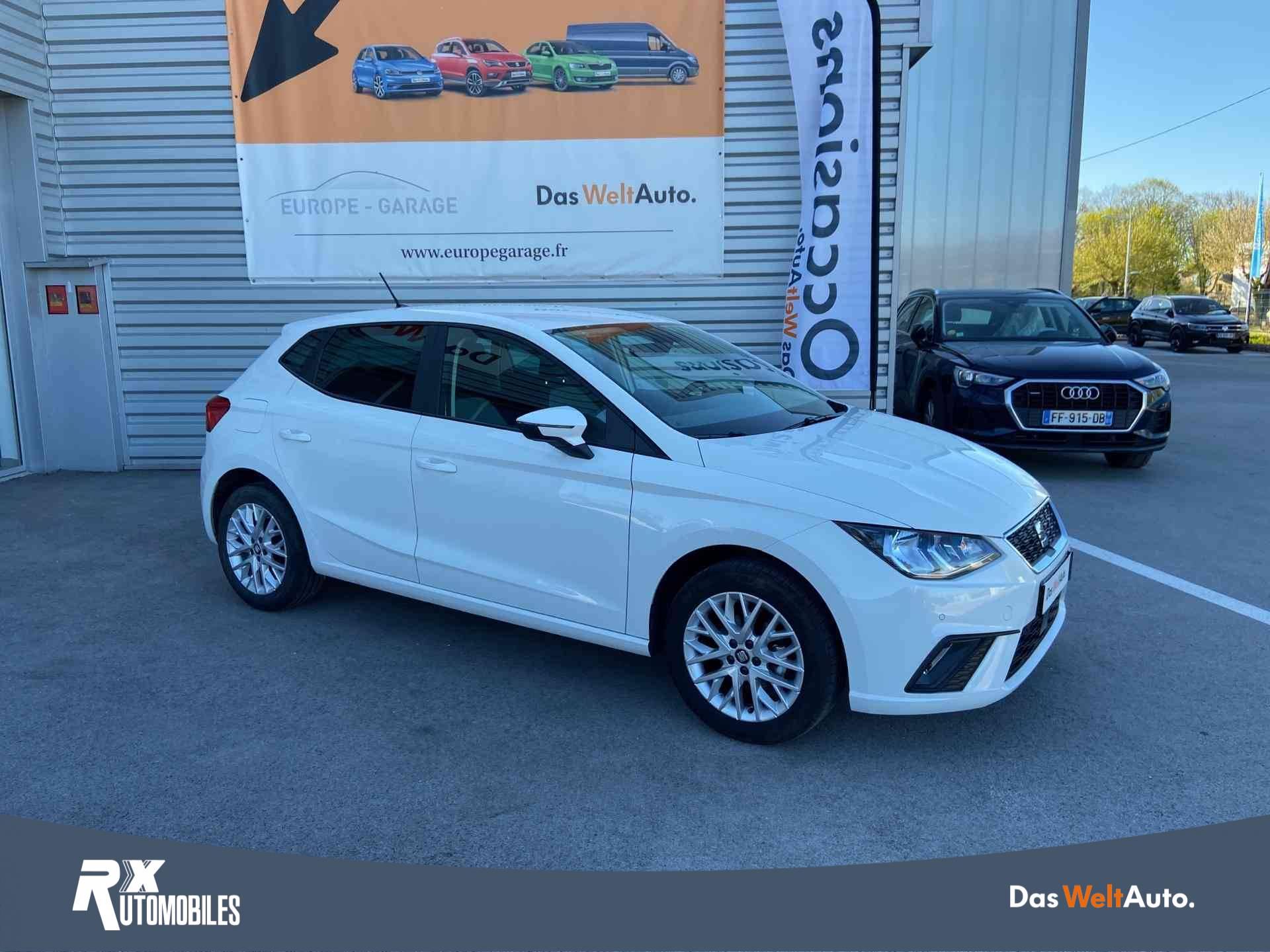 1 - Ibiza 1.0 80 ch S/S BVM5