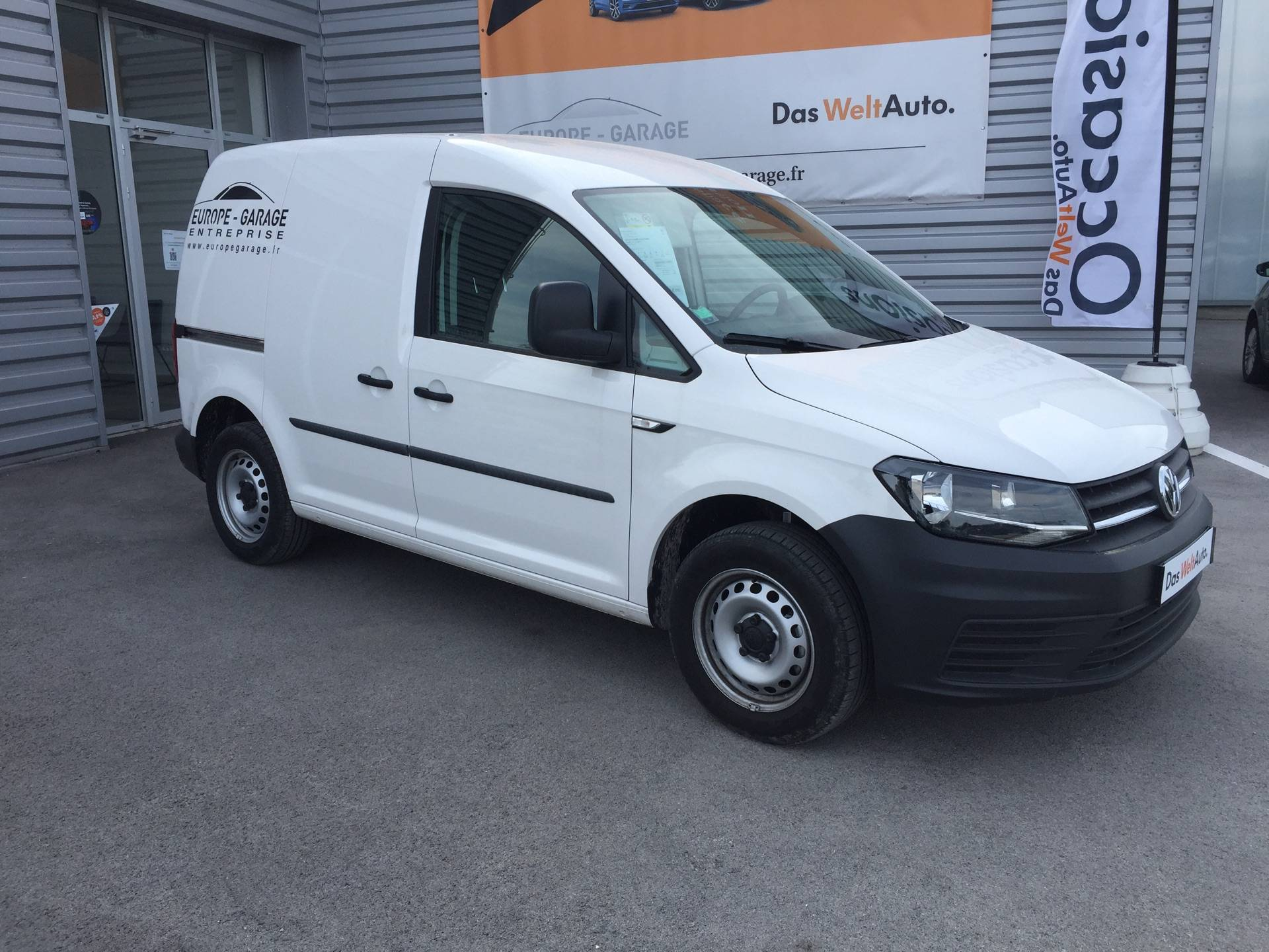 1 - CADDY VAN 2.0 TDI 75 BVM5