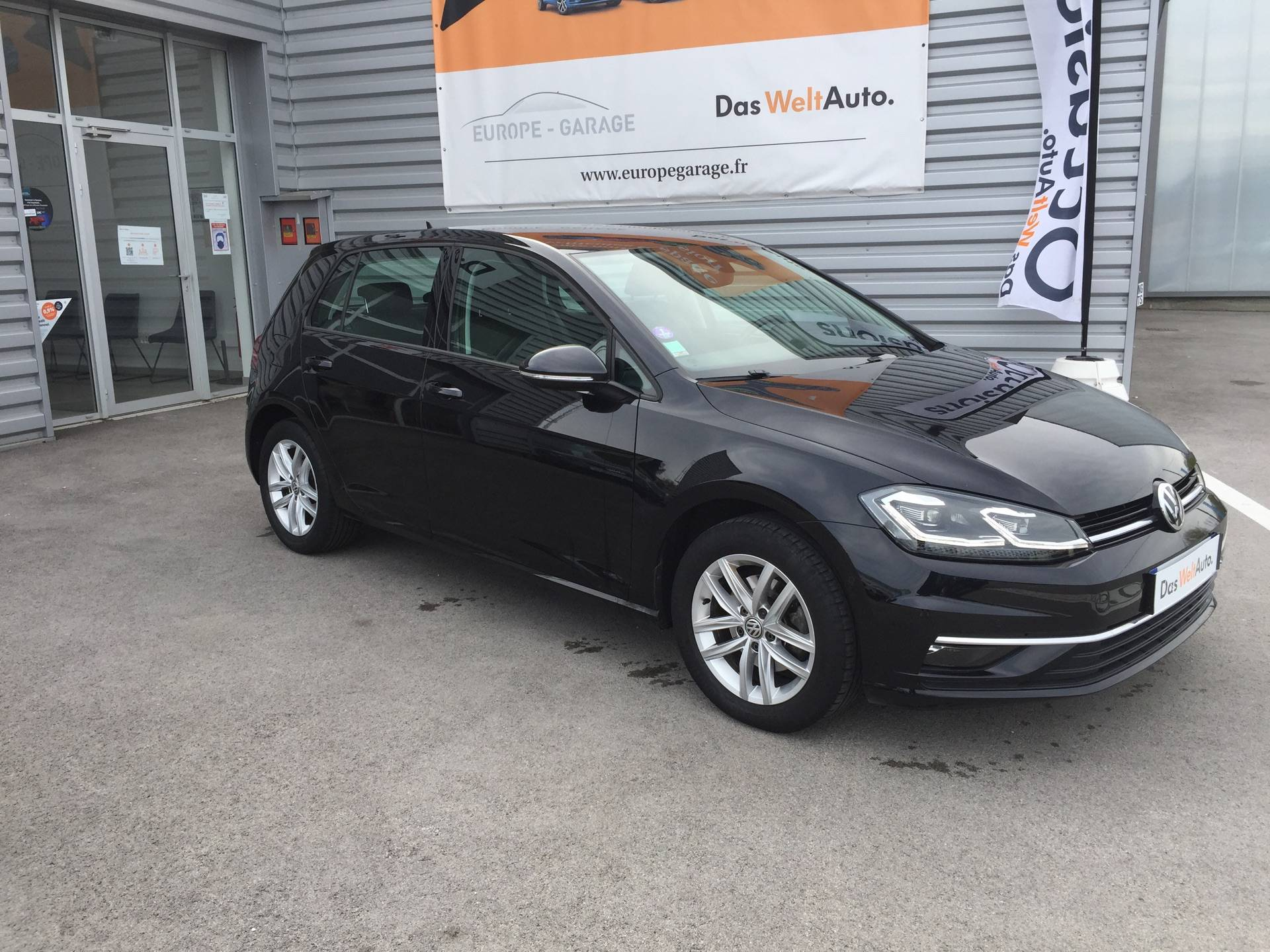 1 - Golf 1.4 TSI 125 BlueMotion Technology DSG7