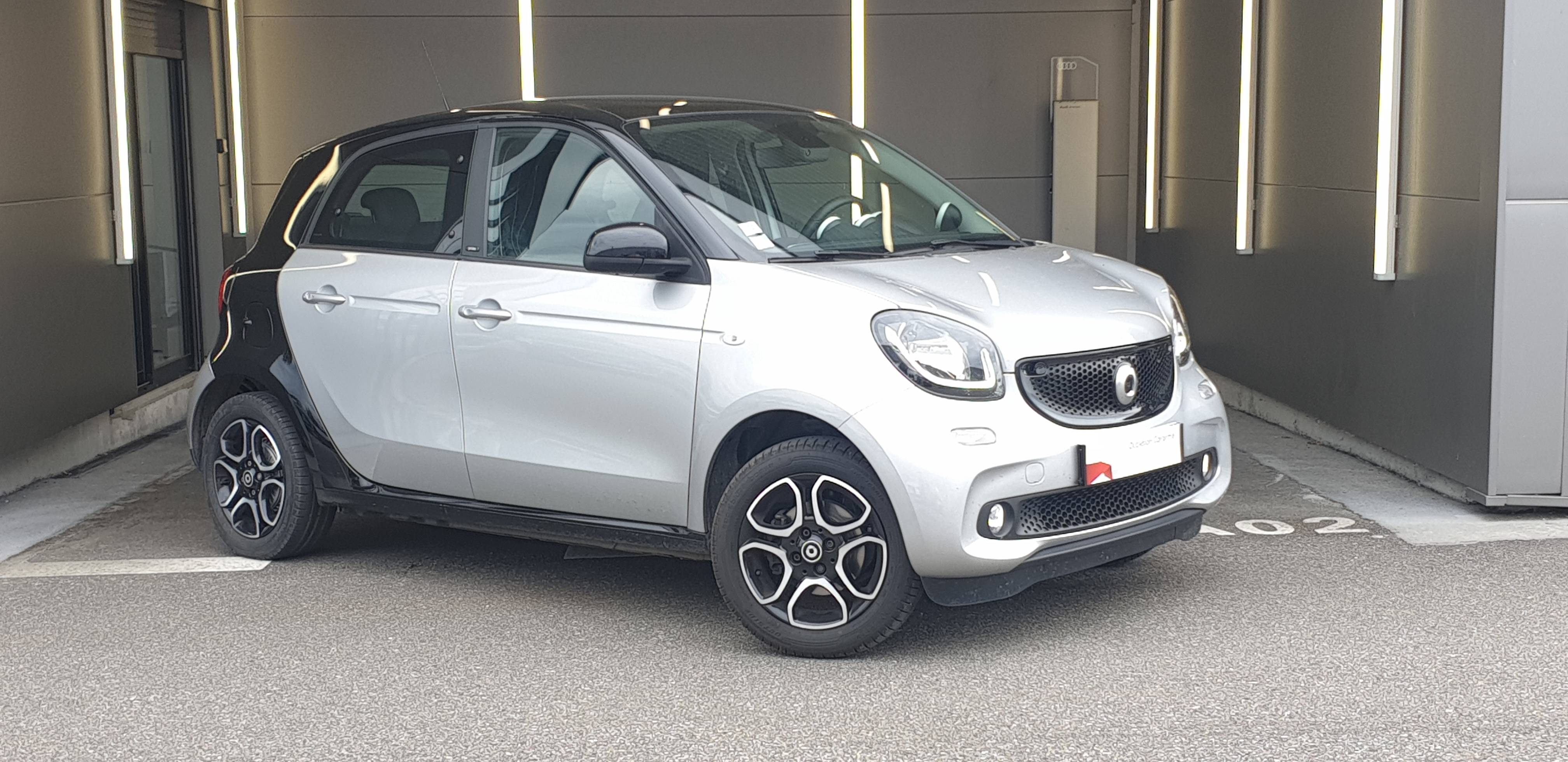 1 - Forfour 0.9 90 ch S&S