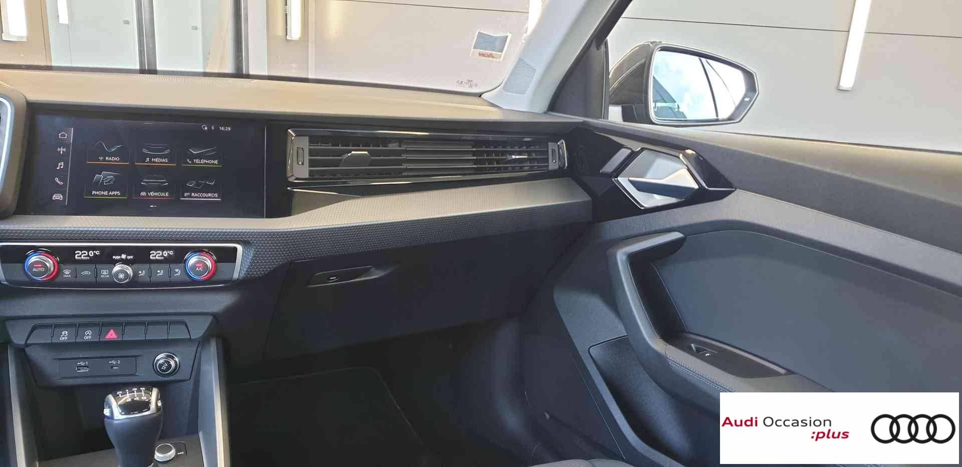 12 - A1 Sportback 30 TFSI 116 ch BVM6