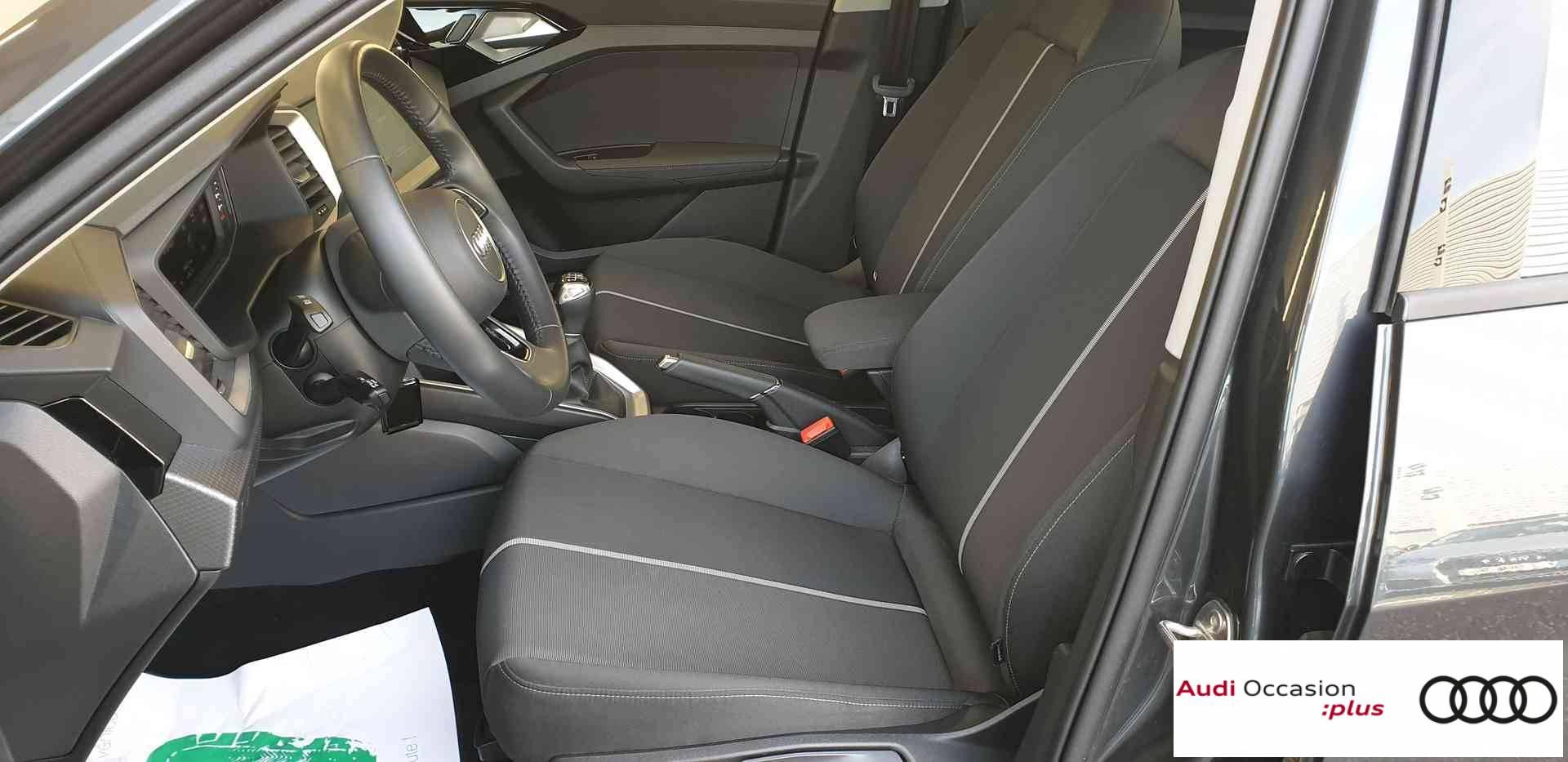8 - A1 Sportback 30 TFSI 116 ch BVM6