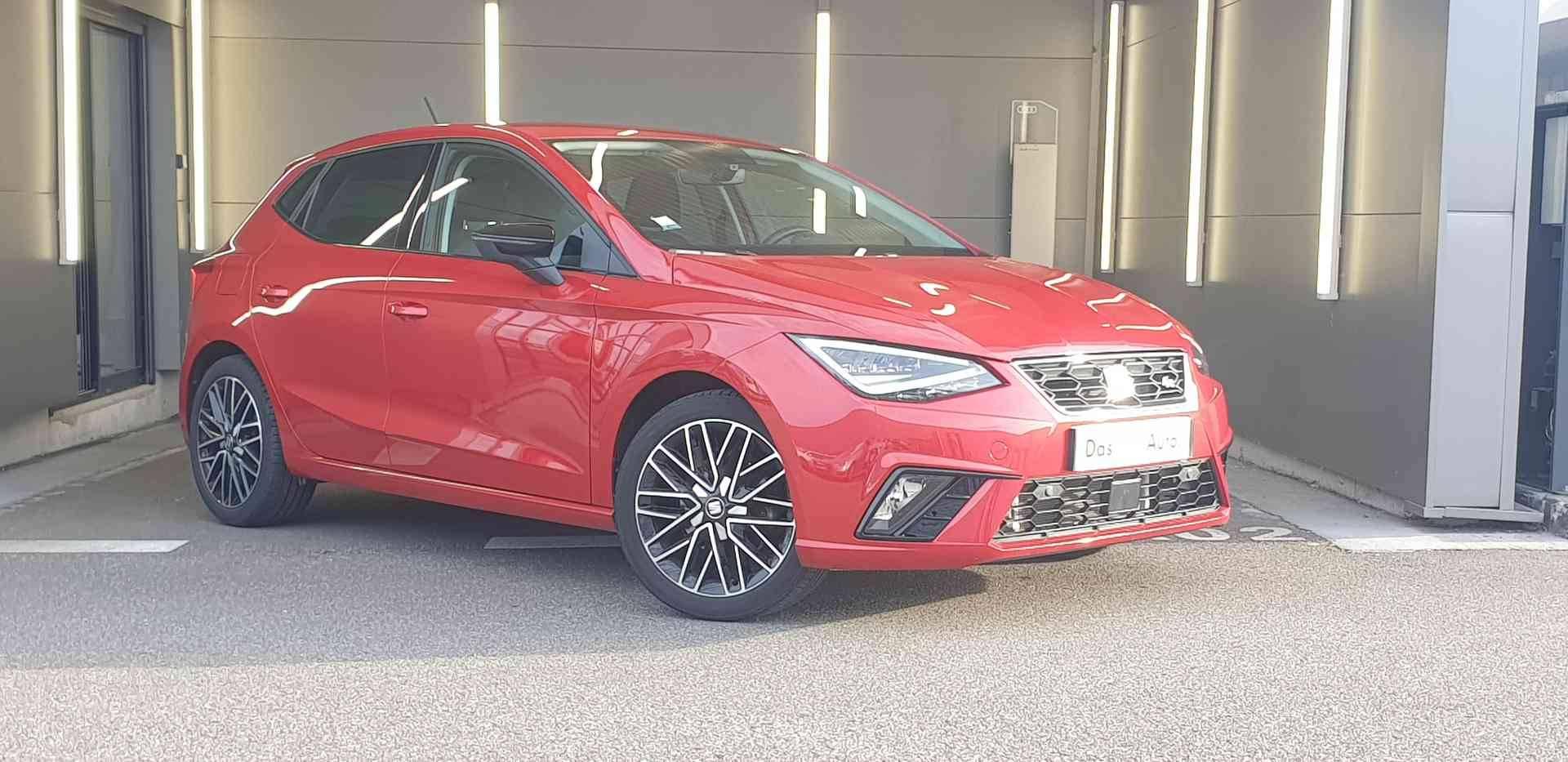 1 - Ibiza 1.0 EcoTSI 115 ch S/S DSG7