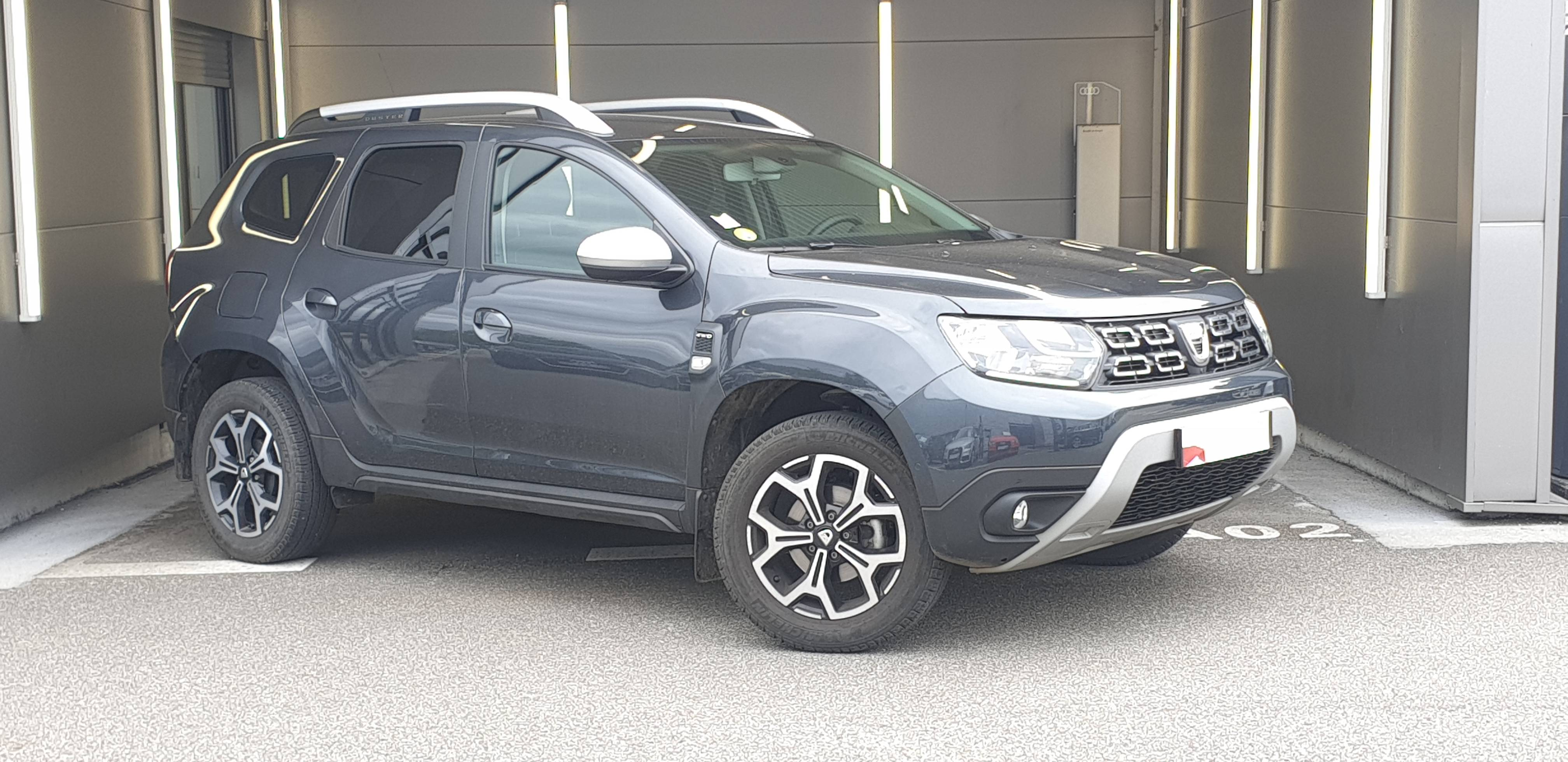 1 - Duster dCi 110 4x4