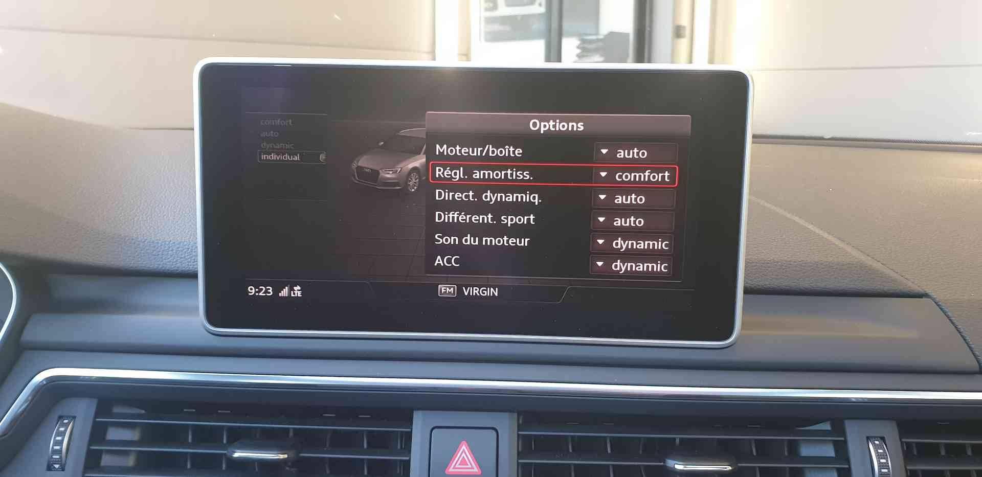 19 - RS4 Avant V6 2.9 TFSI 450 ch Tiptronic 8