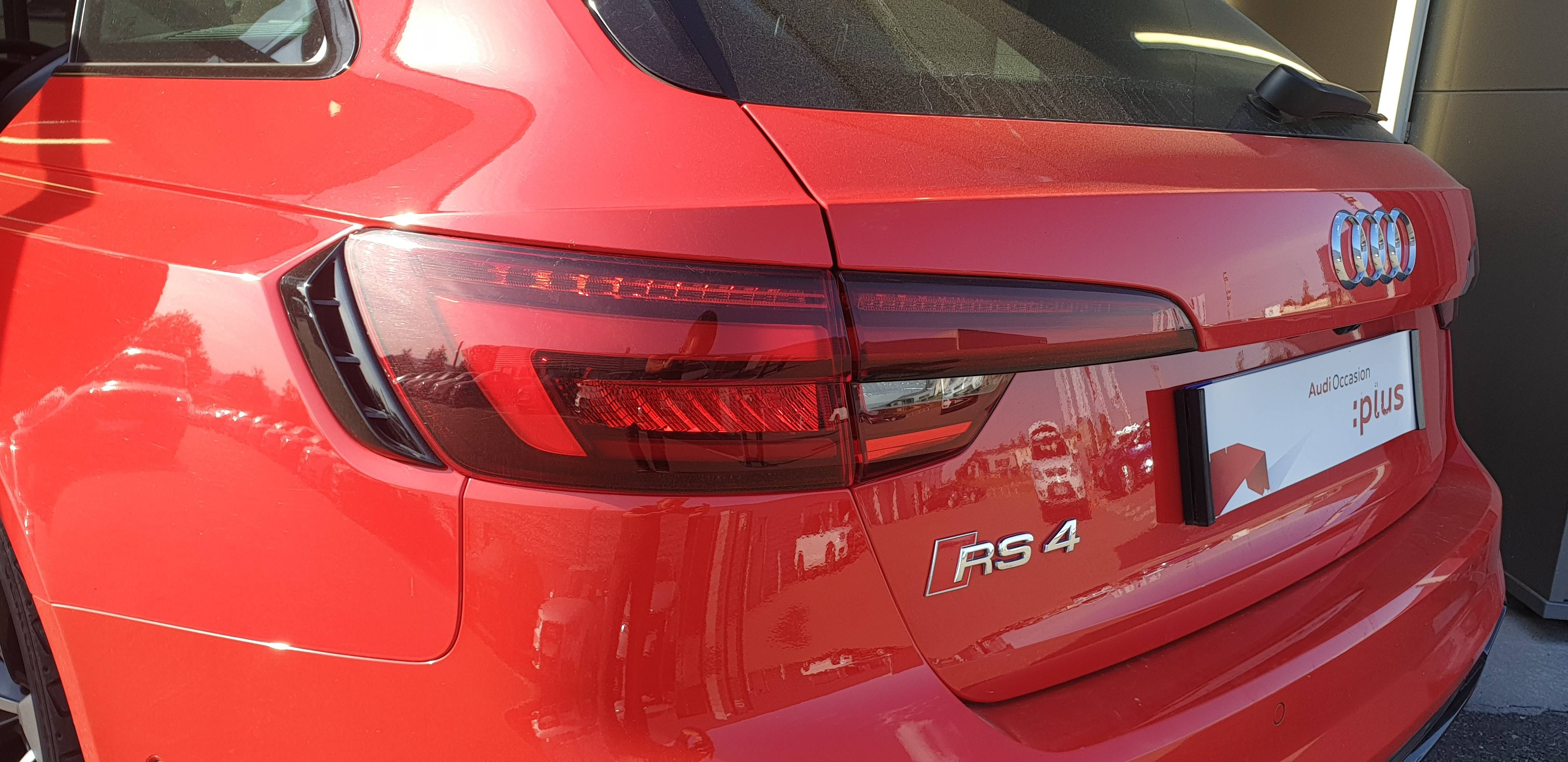 7 - RS4 Avant V6 2.9 TFSI 450 ch Tiptronic 8