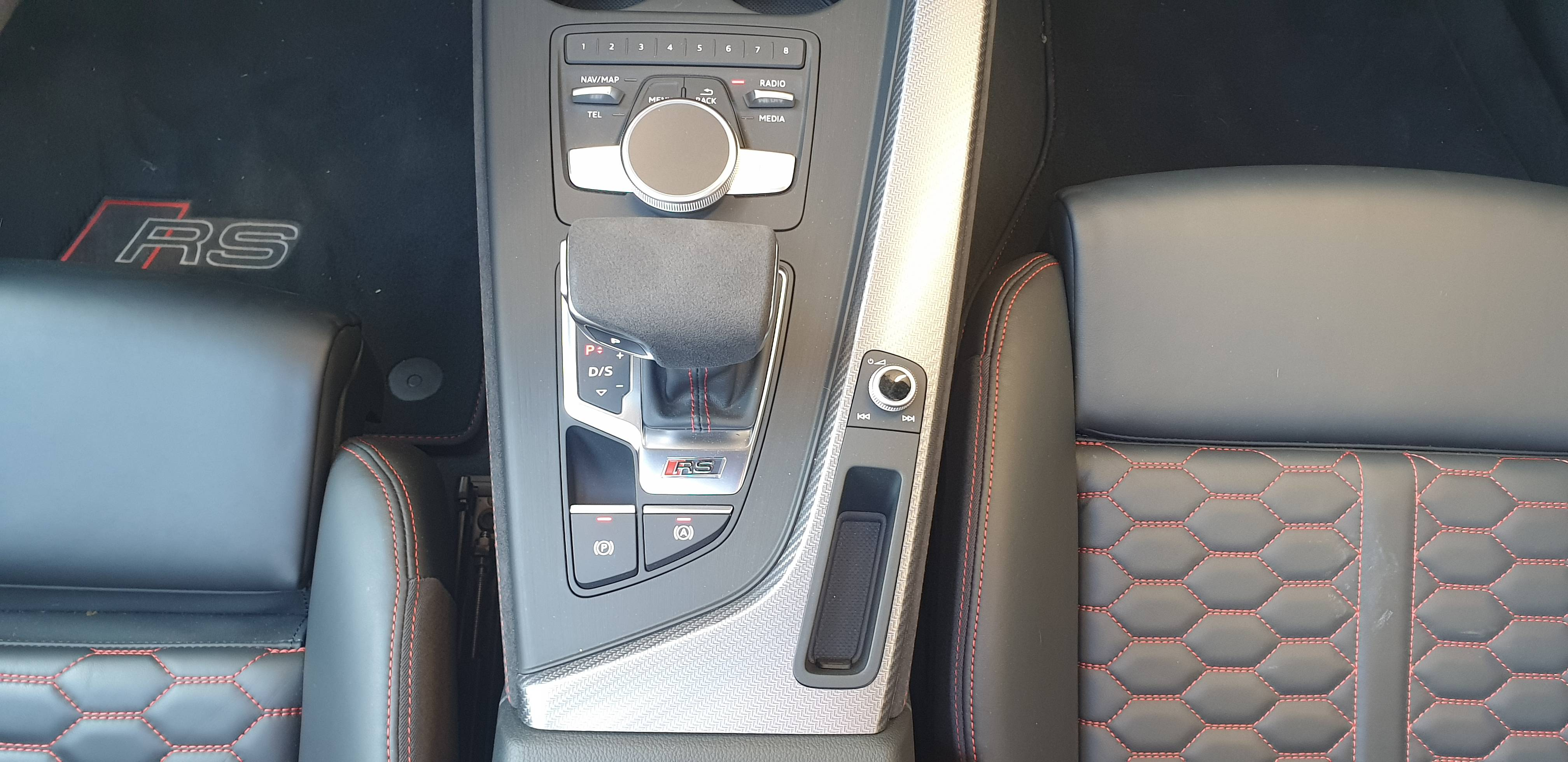 16 - RS4 Avant V6 2.9 TFSI 450 ch Tiptronic 8