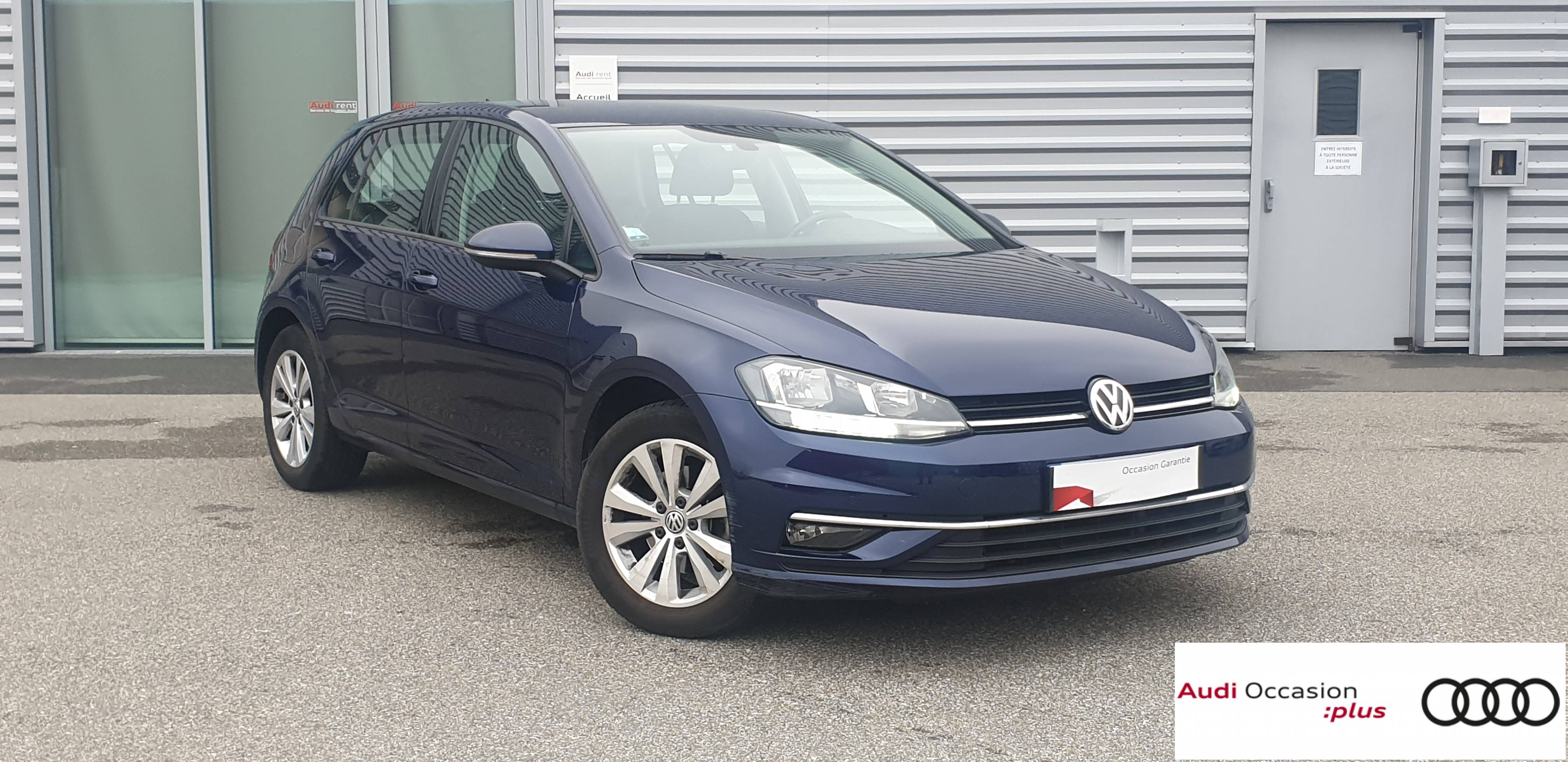 1 - Golf 1.6 TDI 115 BlueMotion Technology FAP DSG7