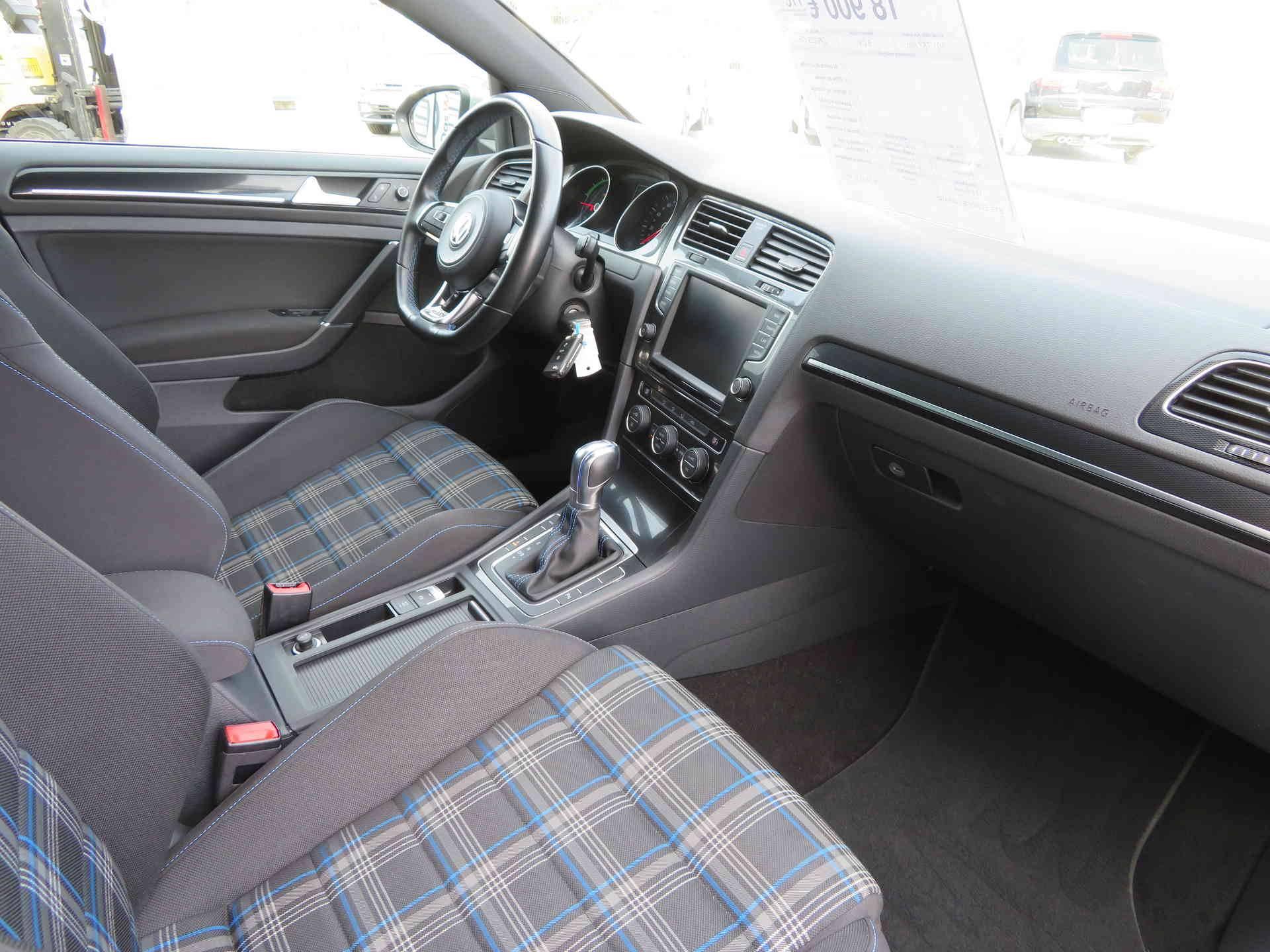 6 - Golf 1.4 TSI 204 Hybride Rechargeable DSG6