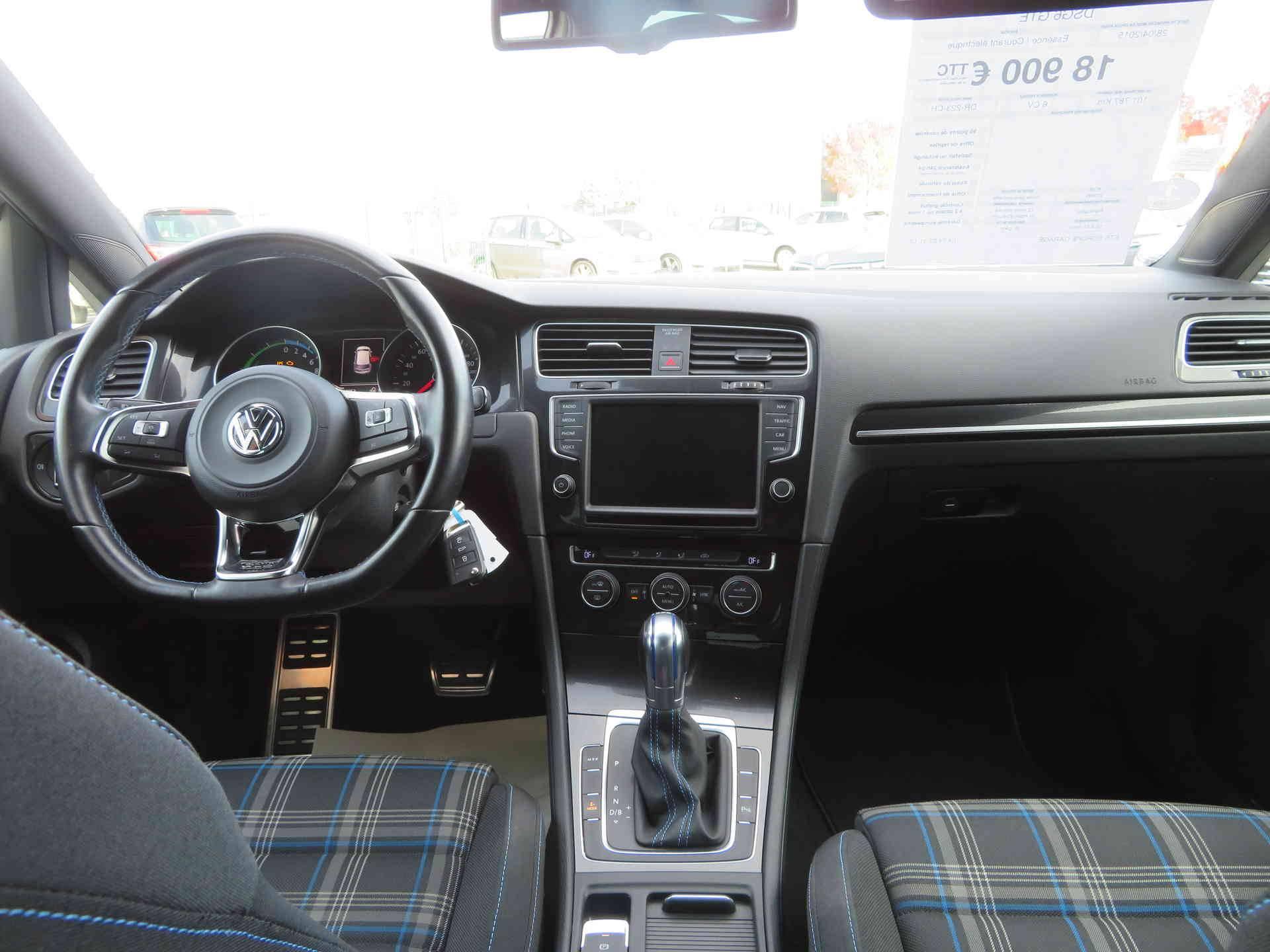3 - Golf 1.4 TSI 204 Hybride Rechargeable DSG6