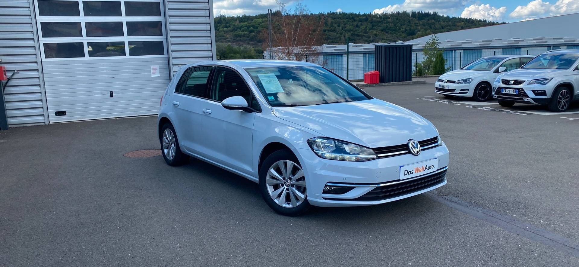 1 - Golf 1.4 TSI 125 BlueMotion Technology