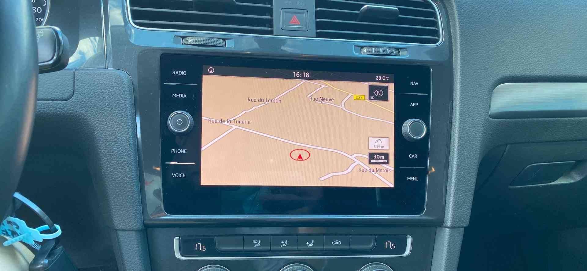 4 - Golf 1.4 TSI 125 BlueMotion Technology
