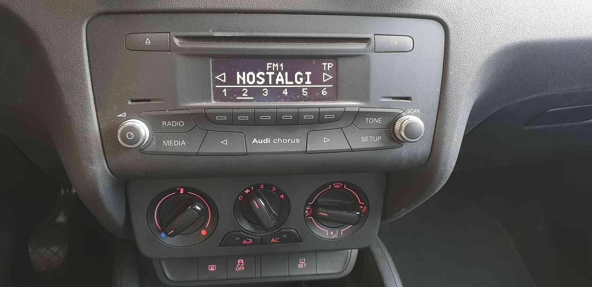 5 - A1 Sportback 1.2 TFSI 86