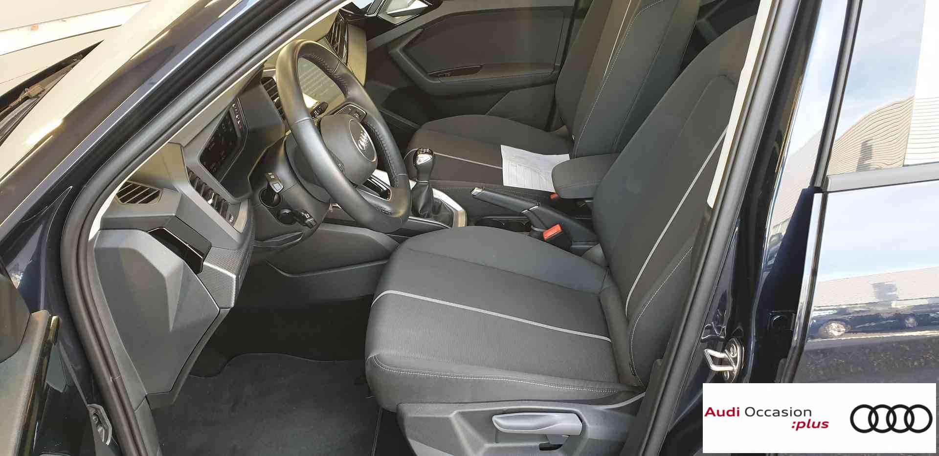 7 - A1 Sportback 30 TFSI 116 ch BVM6