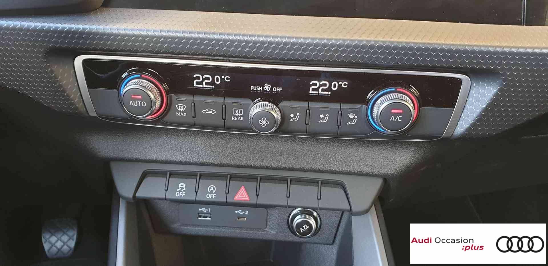 9 - A1 Sportback 30 TFSI 116 ch BVM6