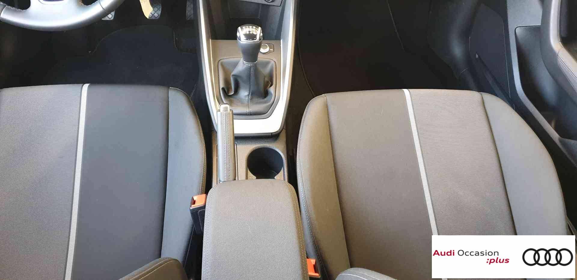 10 - A1 Sportback 30 TFSI 116 ch BVM6