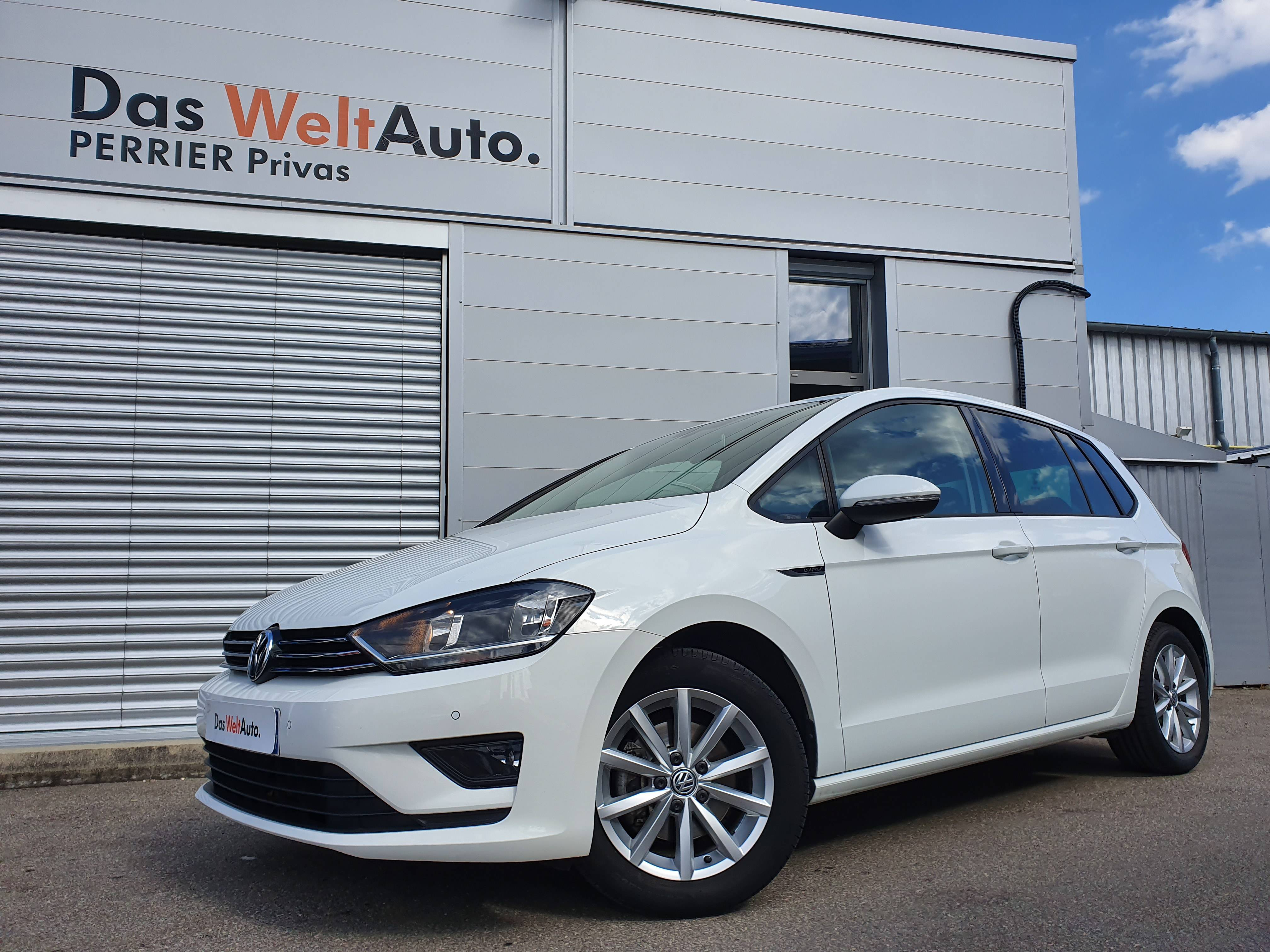 Occasion VOLKSWAGEN Golf Sportsvan 1.6 TDI 110 FAP BlueMotion Technology