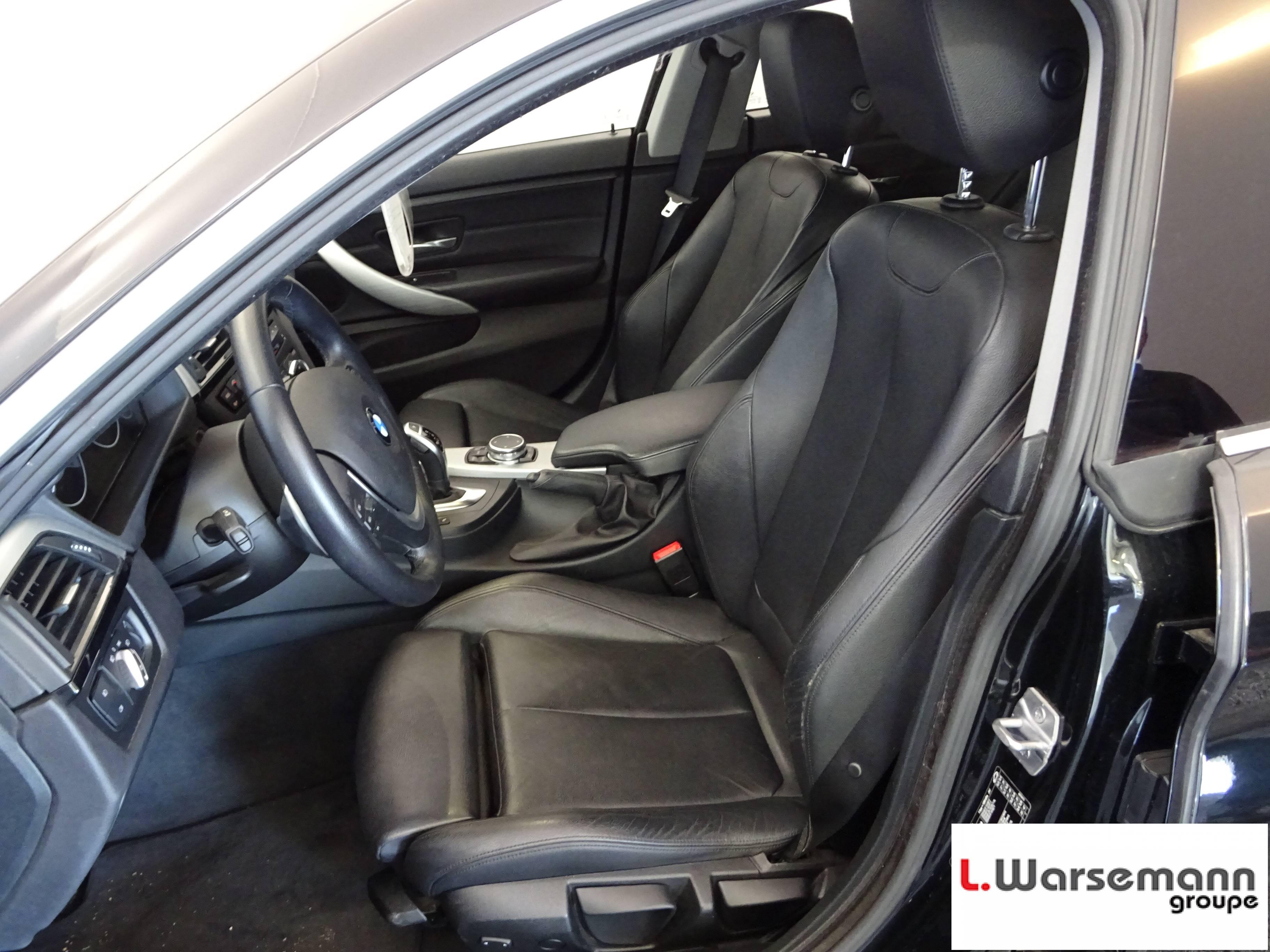 BMW SERIE 4 GRAN COUPE F36