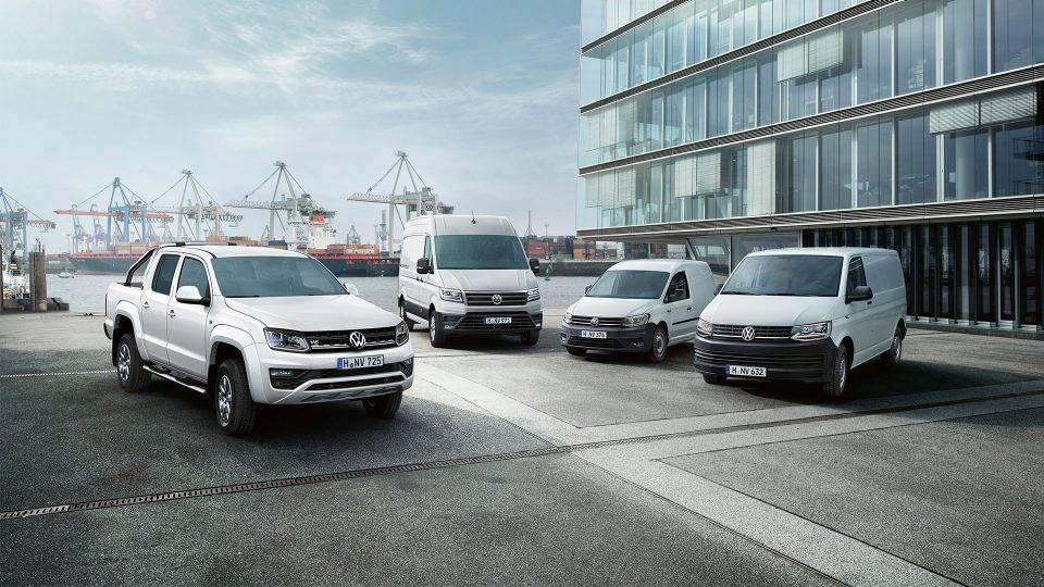 Volkswagen vehicules utilitaires