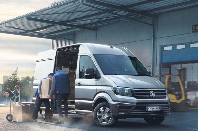 Crafter Van Business Line