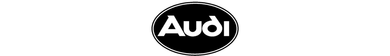 Audi logo rond