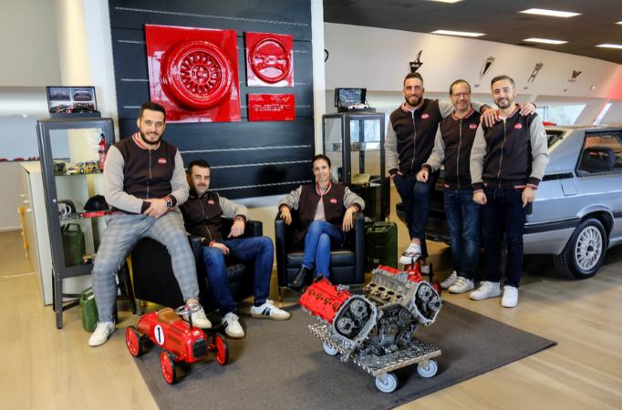 Team Audi Heritage