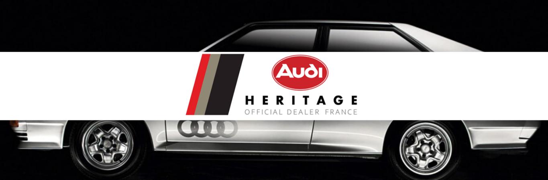 Audi heritage article