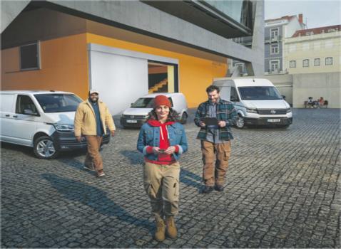 Volkswagen utilitaires offre