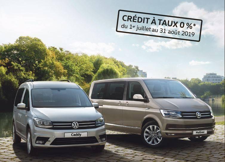 gamme Volkswagen Utilitaires LIFE
