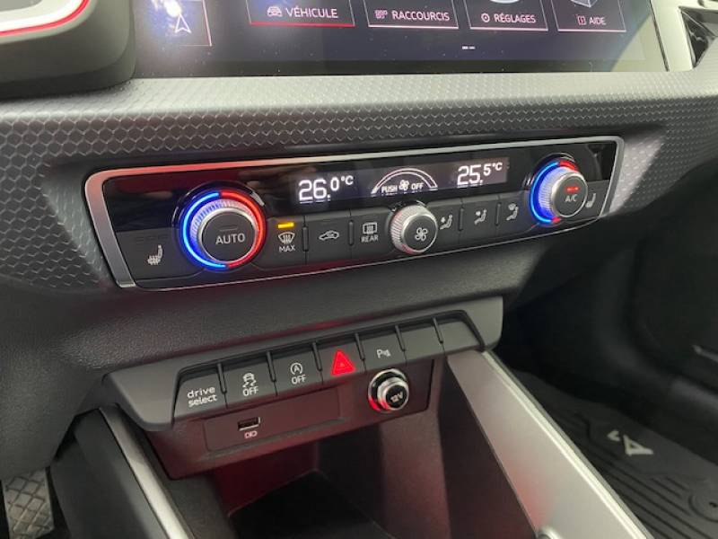 A1 Sportback 30 TFSI 116 ch BVM6