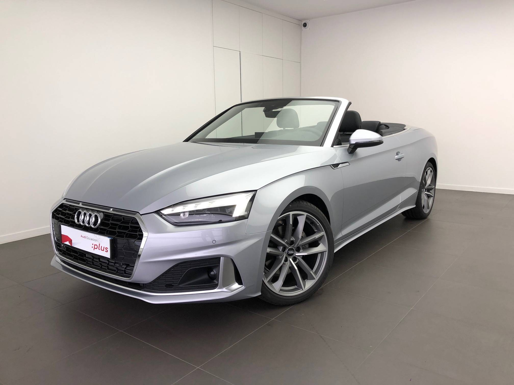 A5 Cabriolet 40 TFSI 190 S tronic 7