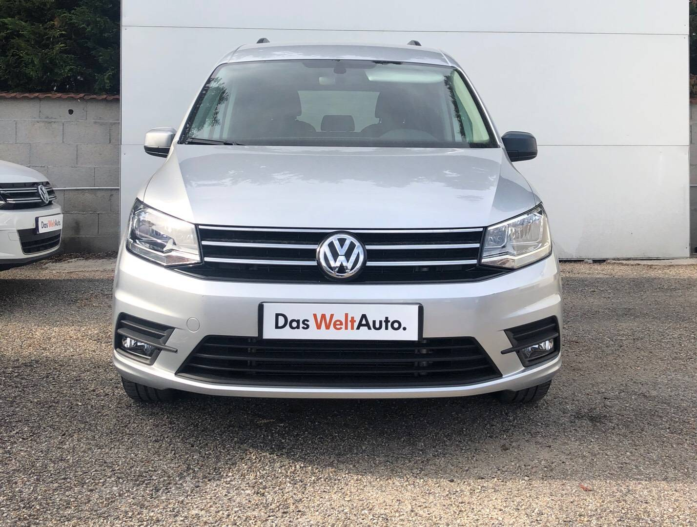 1 - Caddy 2.0 TDI 102