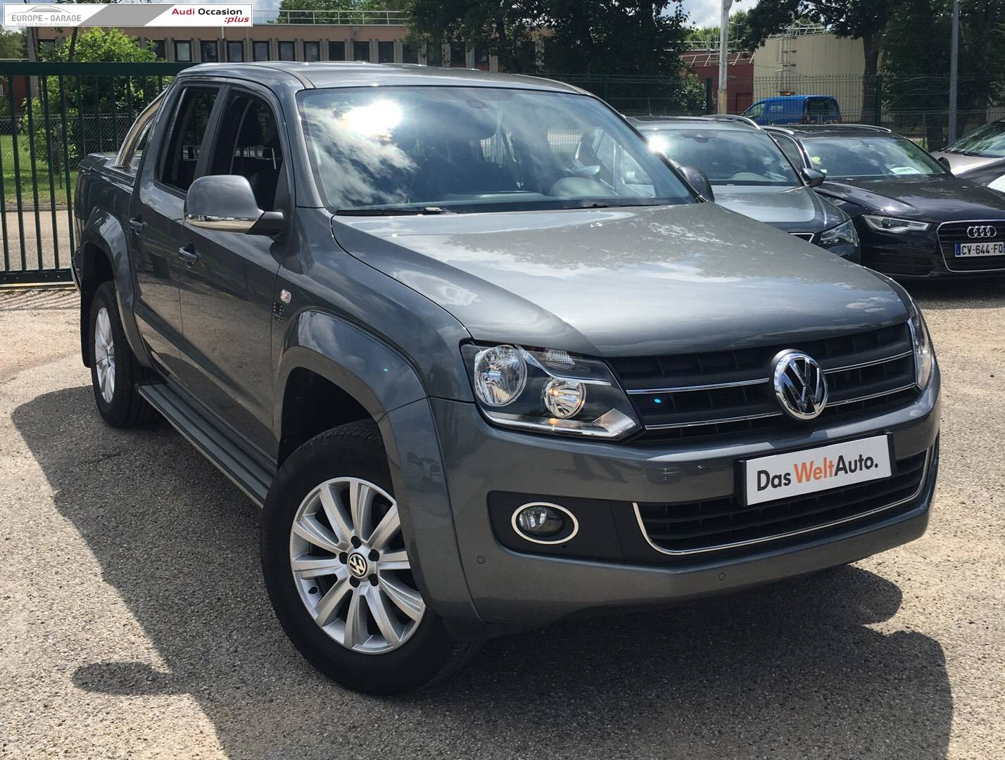 1 - AMAROK DOUBLE CAB 2.0 TDI 180 FAP 4MOTION (PERMANENT)