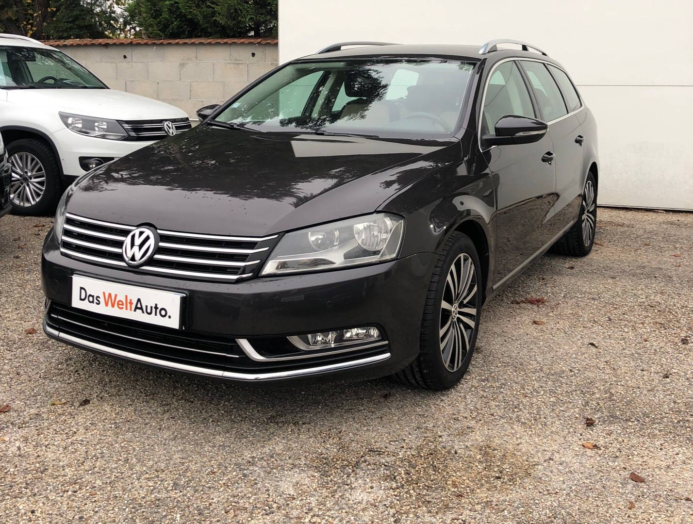 1 - Passat SW 2.0 TDI 140 CR FAP BlueMotion Technology
