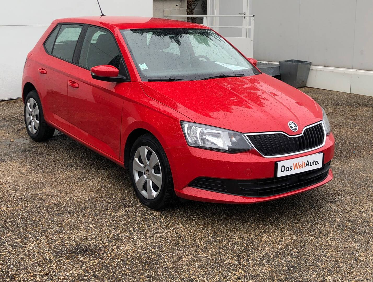1 - Fabia 1.4 TDI 90 CR FAP Greentec