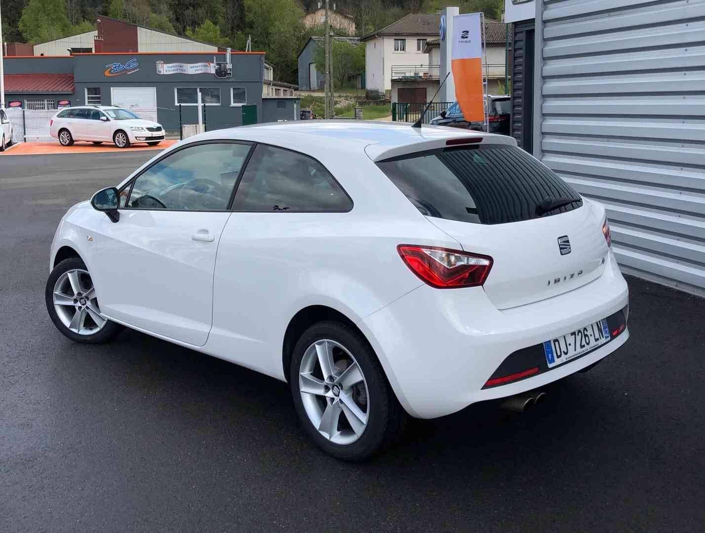 2 - Ibiza 1.2 TSI 105 ch