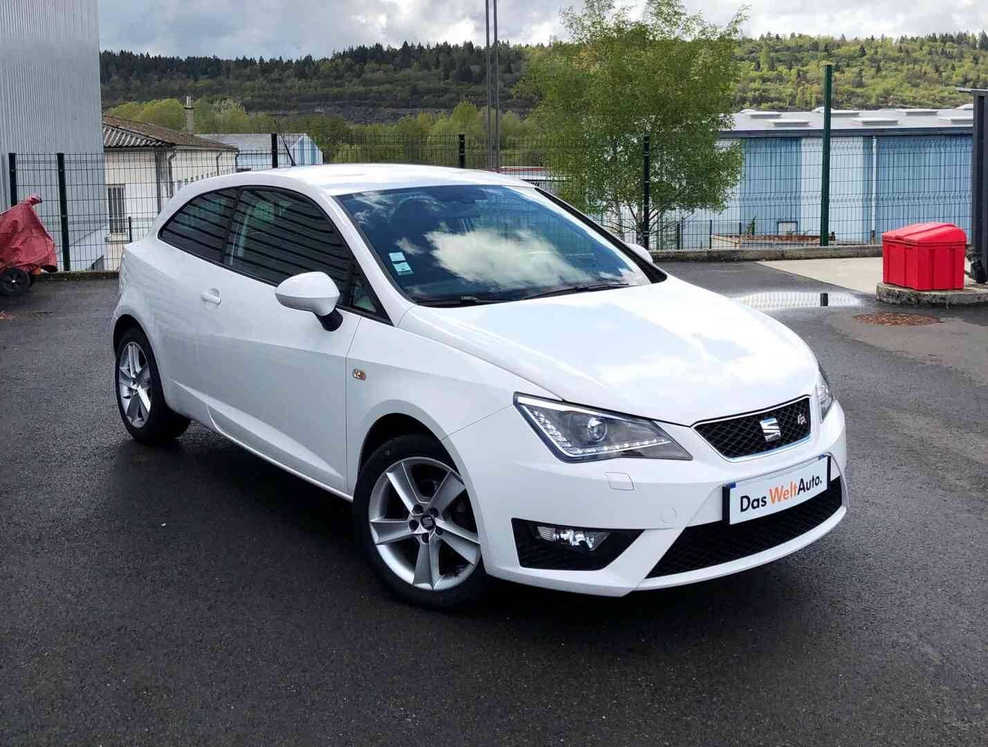 1 - Ibiza 1.2 TSI 105 ch