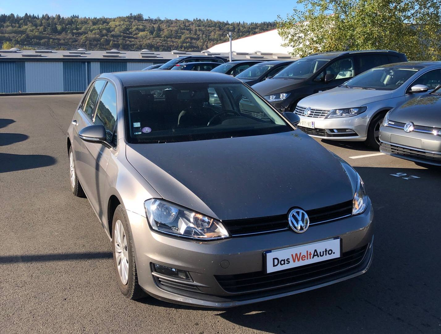 1 - Golf 1.2 TSI 105 BlueMotion Technology