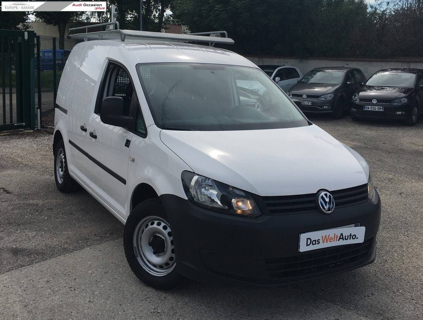 1 - CADDY VAN 1.6 CR TDI 102