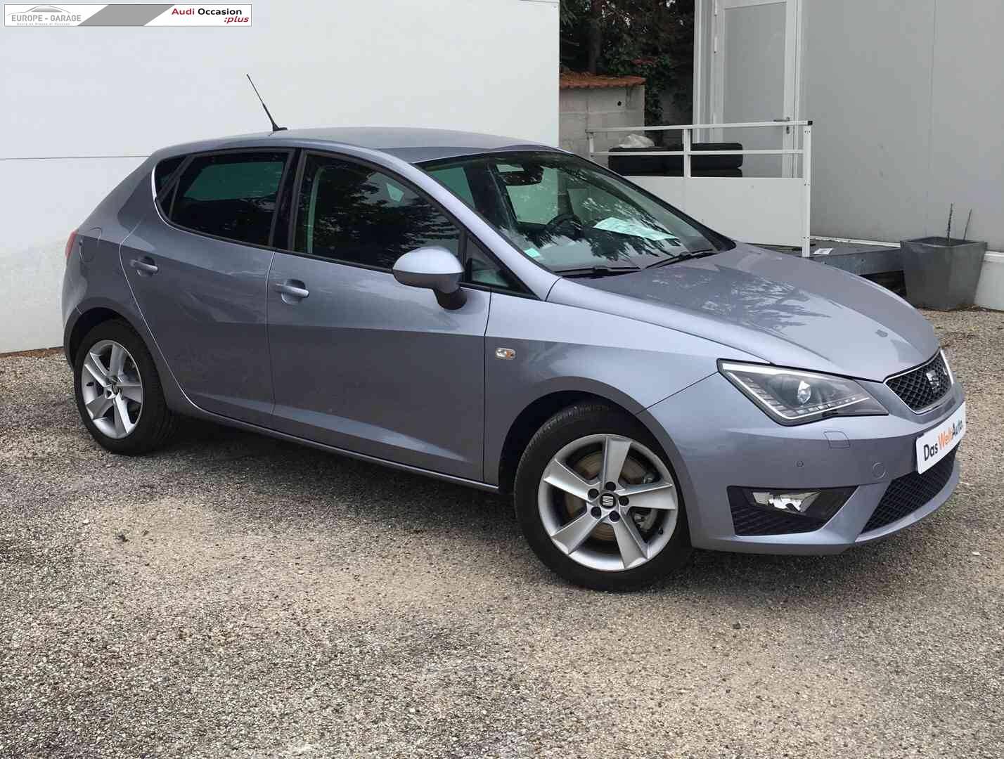 1 - Ibiza 1.0 EcoTSI 110 ch S/S DSG7