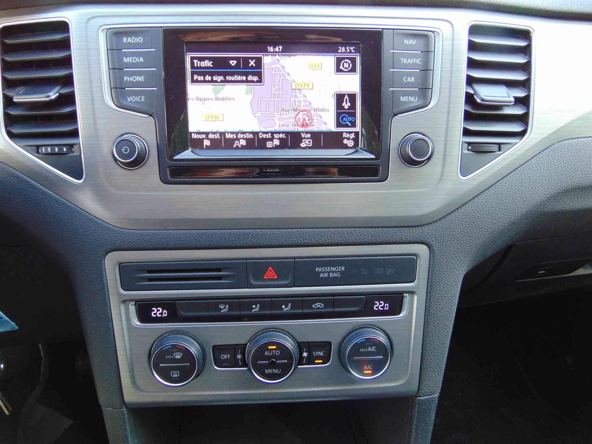 11 - Golf Sportsvan 2.0 TDI 150 FAP BMT
