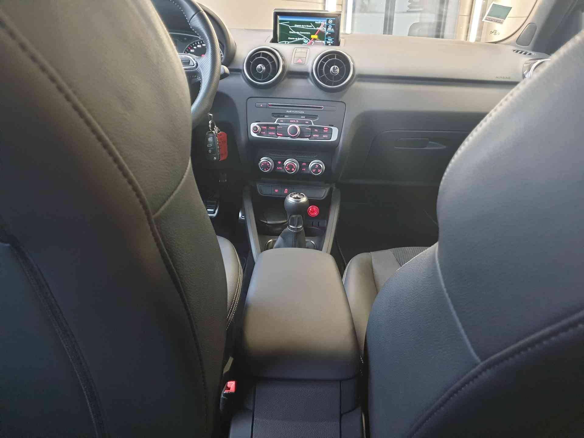 12 - A1 Sportback 1.0 TFSI ultra 95