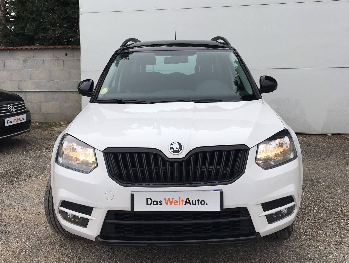 1 - Yeti 2.0 TDI CR 140 FAP Green Tec