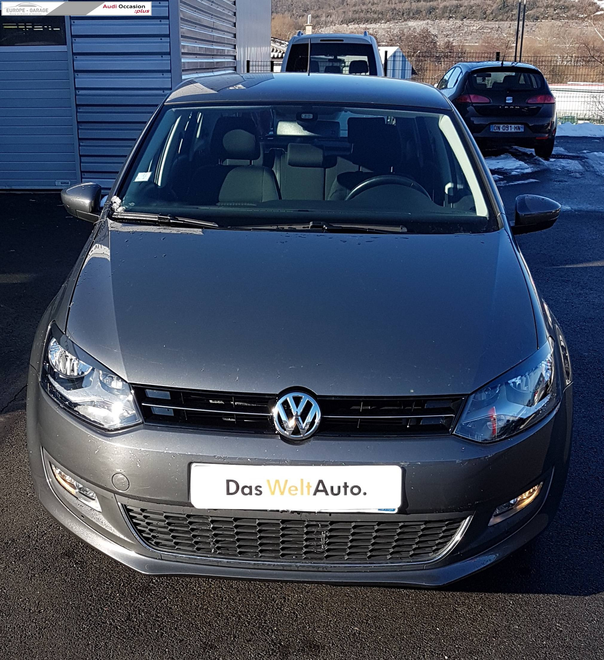 1 - Polo 1.6 TDI 90 CR FAP