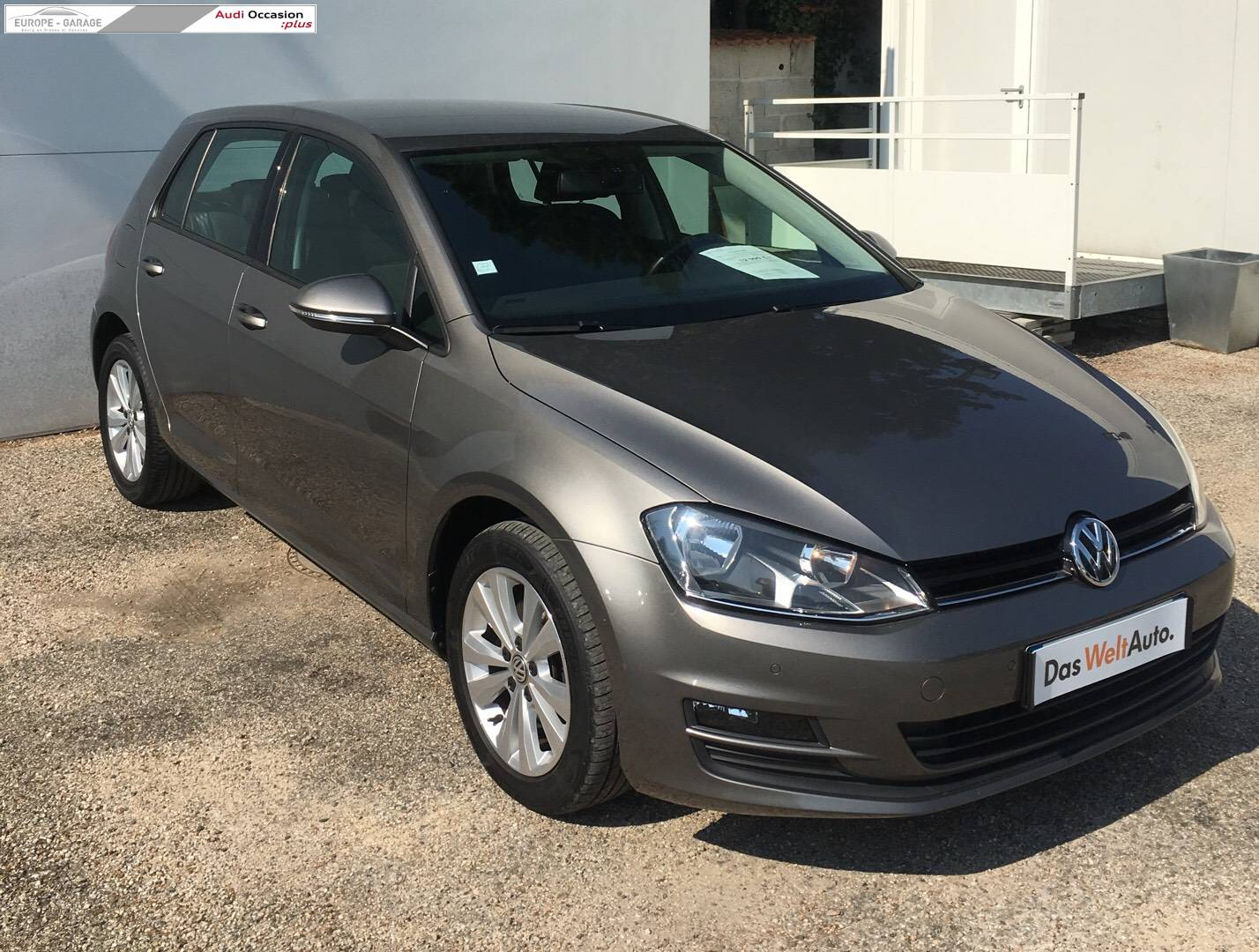 1 - Golf 1.6 TDI 105 BlueMotion Technology FAP