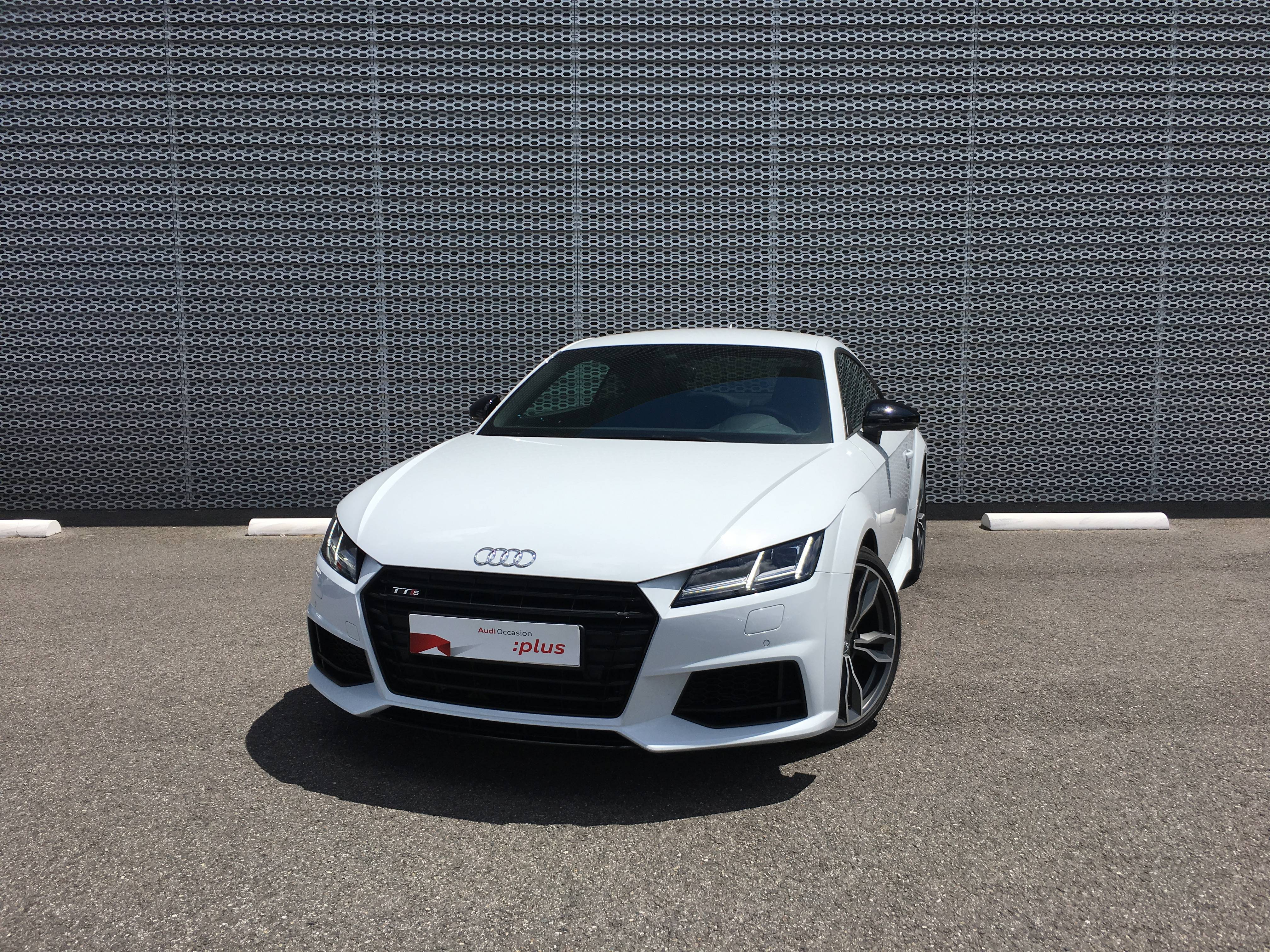 Véhicule occasion - AUDI - TTS COUPE