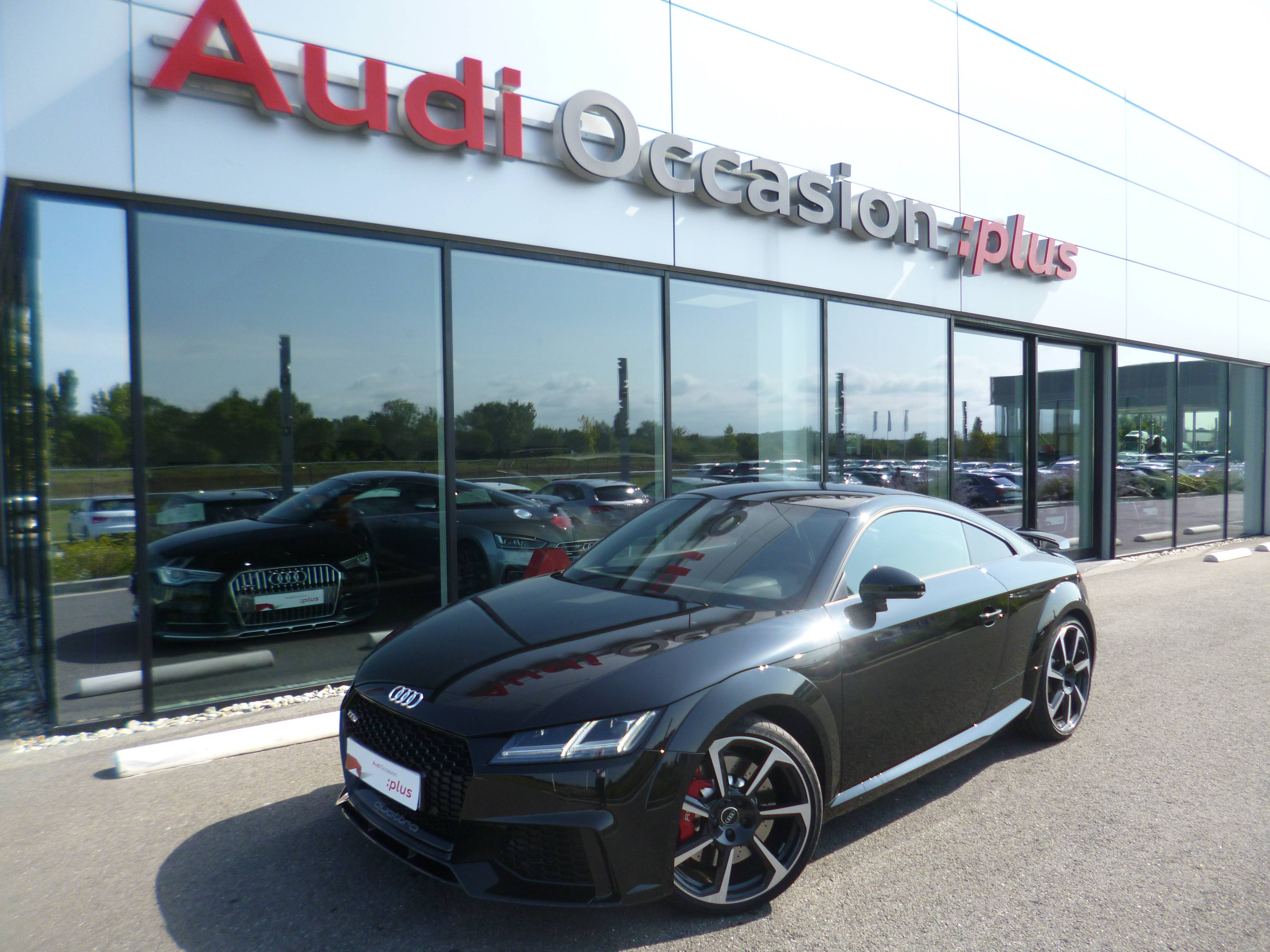Véhicule occasion - AUDI - TT RS COUPE